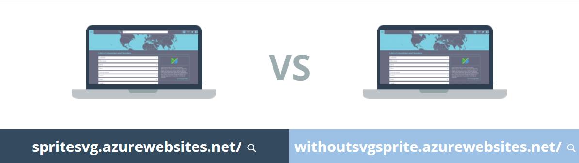 Generando un sprite SVG en aplicación React  Performance y